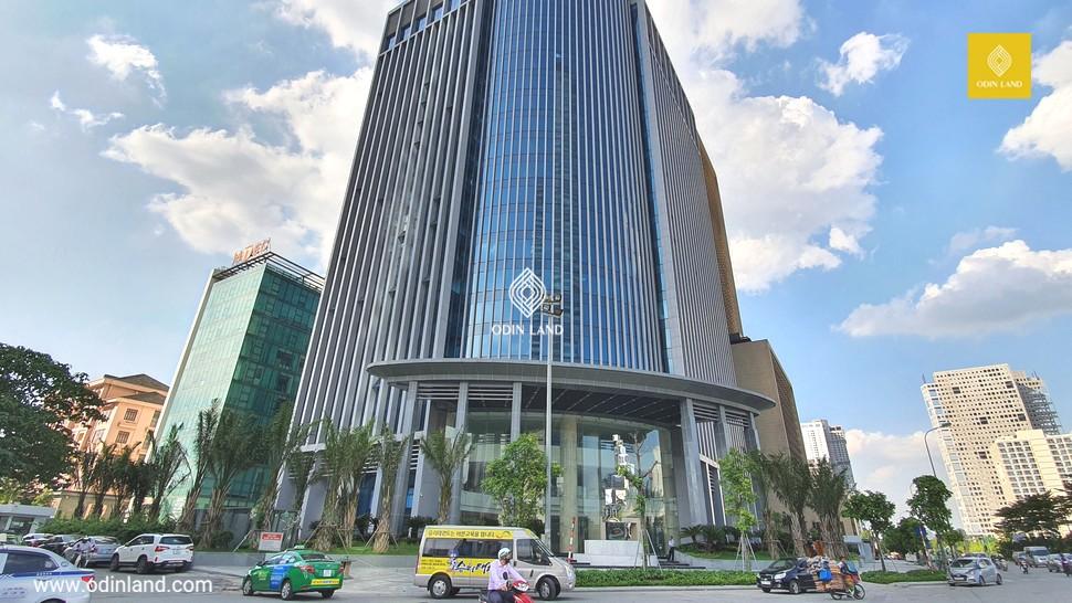 Cho Thue Van Phong Toa Nha Thai Building