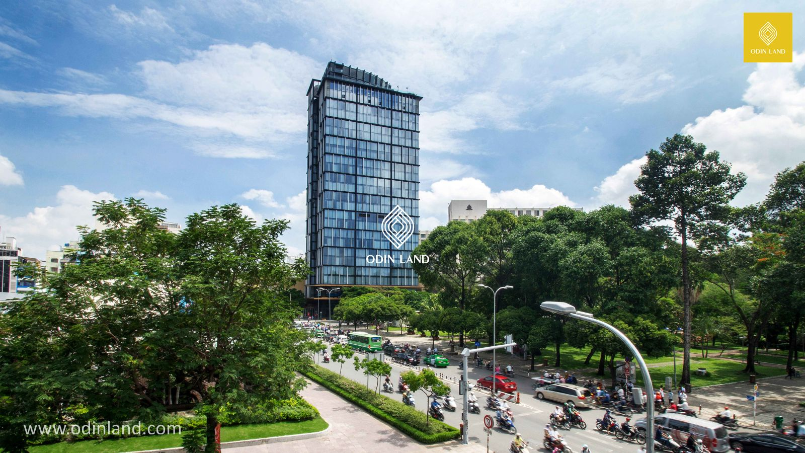 Office for lease at AB Tower in District 1 in hcmc