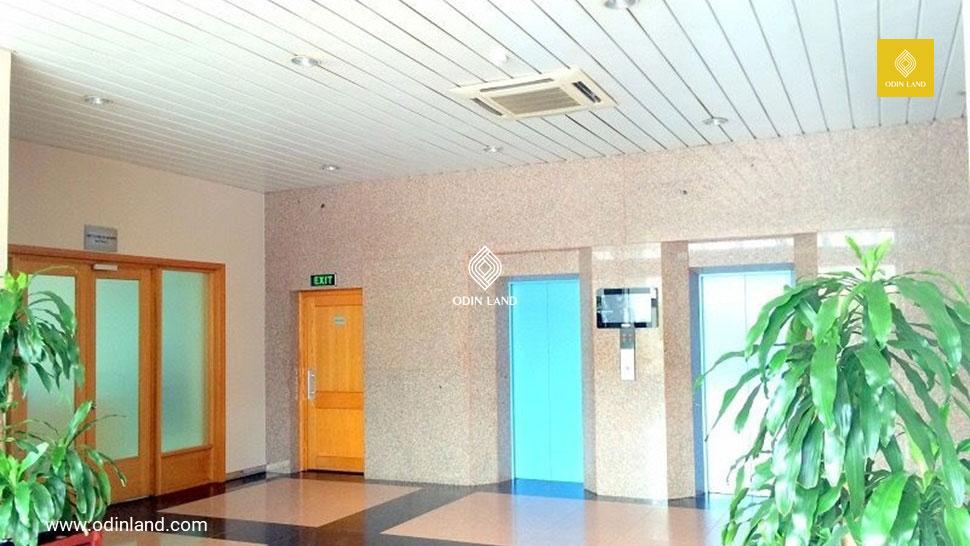 Toà văn phòng cho thuê toà nhà Simco Building