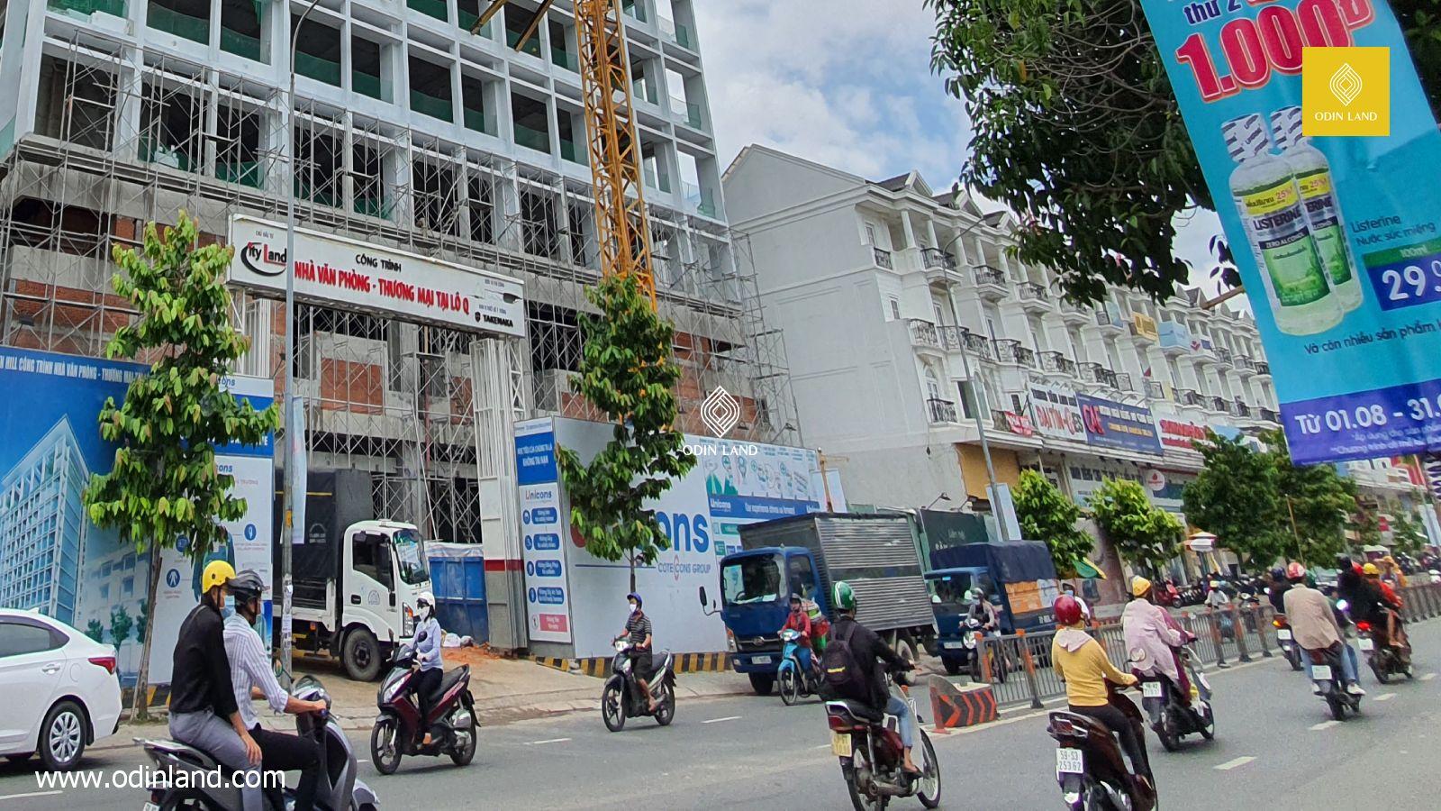 Văn Phòng Cho Thuê Tòa Nhà Cityland Tower 2 (2)