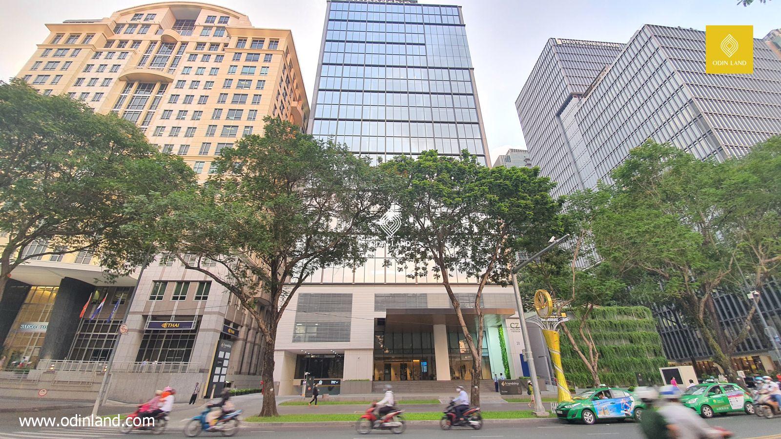Văn phòng cho thuê tòa nhà Friendship