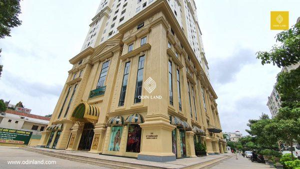 Văn Phòng Cho Thuê Tòa Nhà Golden Dragon Mall
