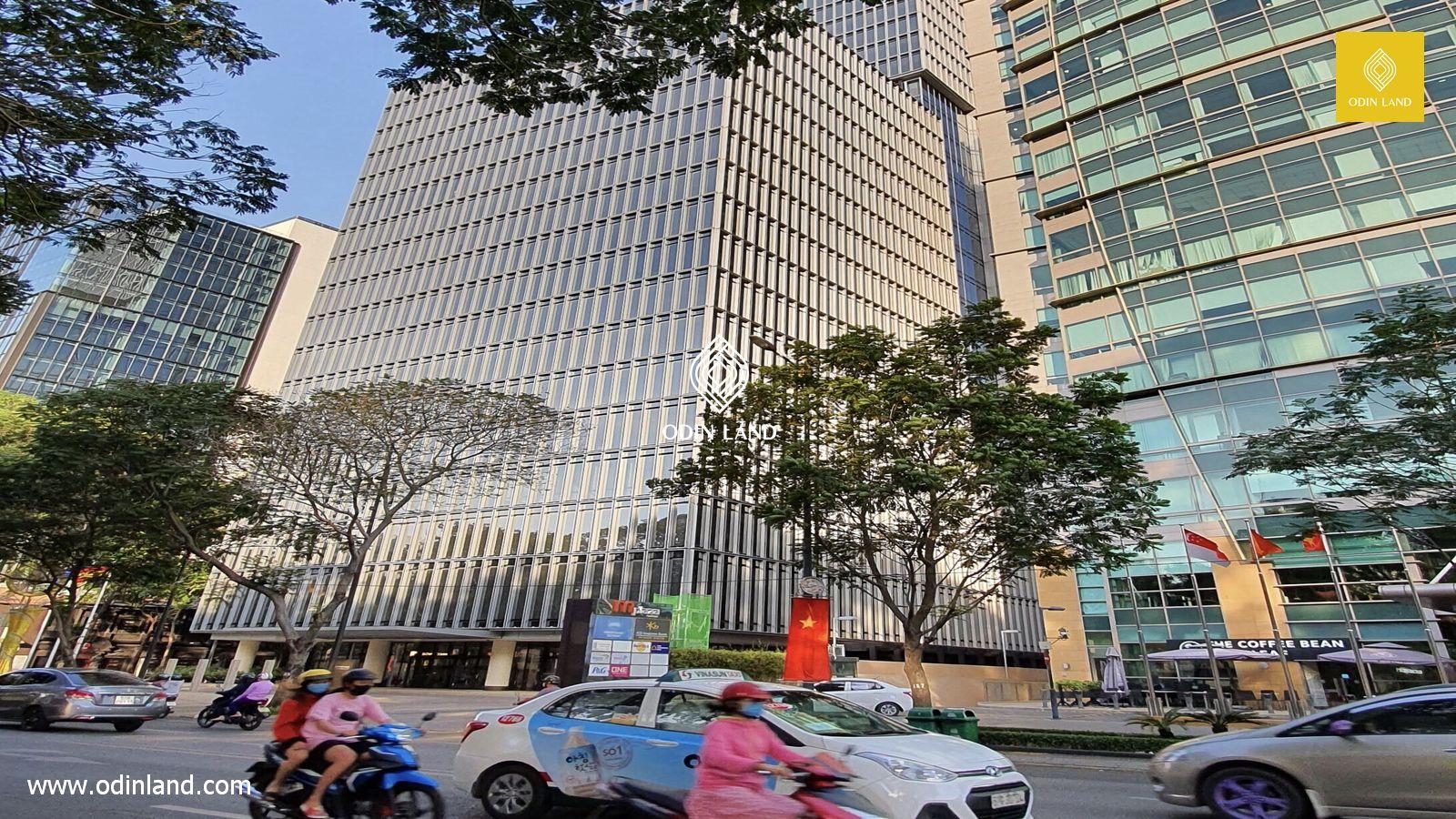 Văn phòng cho thuê tòa nhà MPlaza Building