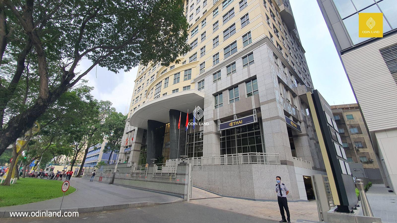 Văn Phòng Cho Thuê Tòa Nhà Sài Gòn Tower (góc Chụp Khác)