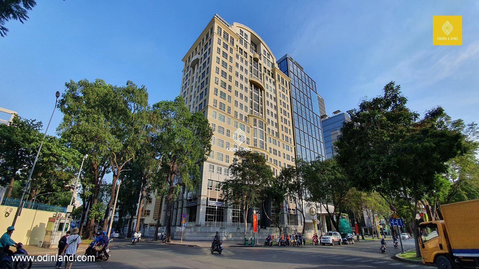 Văn Phòng Cho Thuê Tòa Nhà Sài Gòn Tower(tổng Quan)