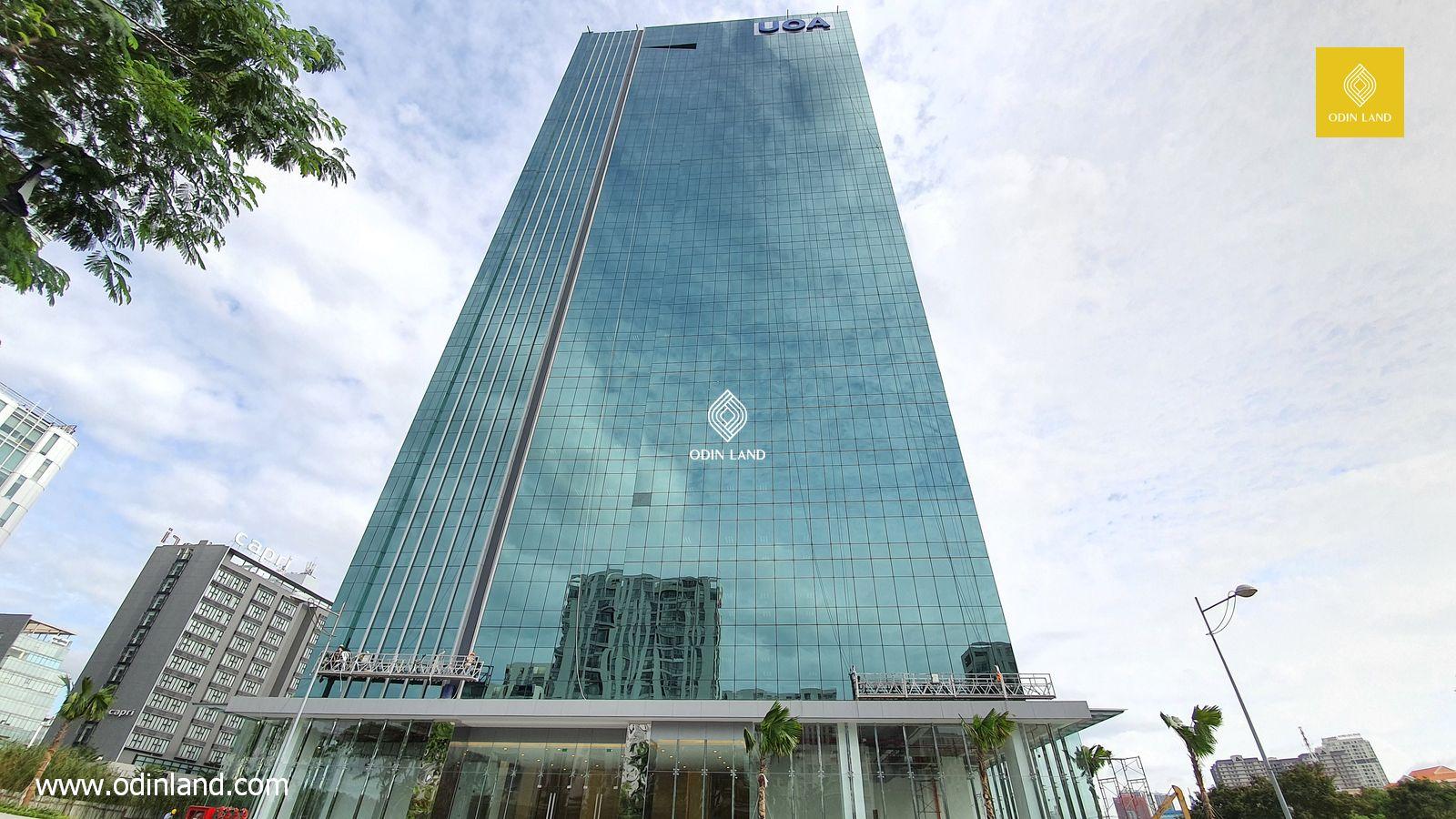 Văn Phòng Cho Thuê Tòa Nhà Uoa Tower
