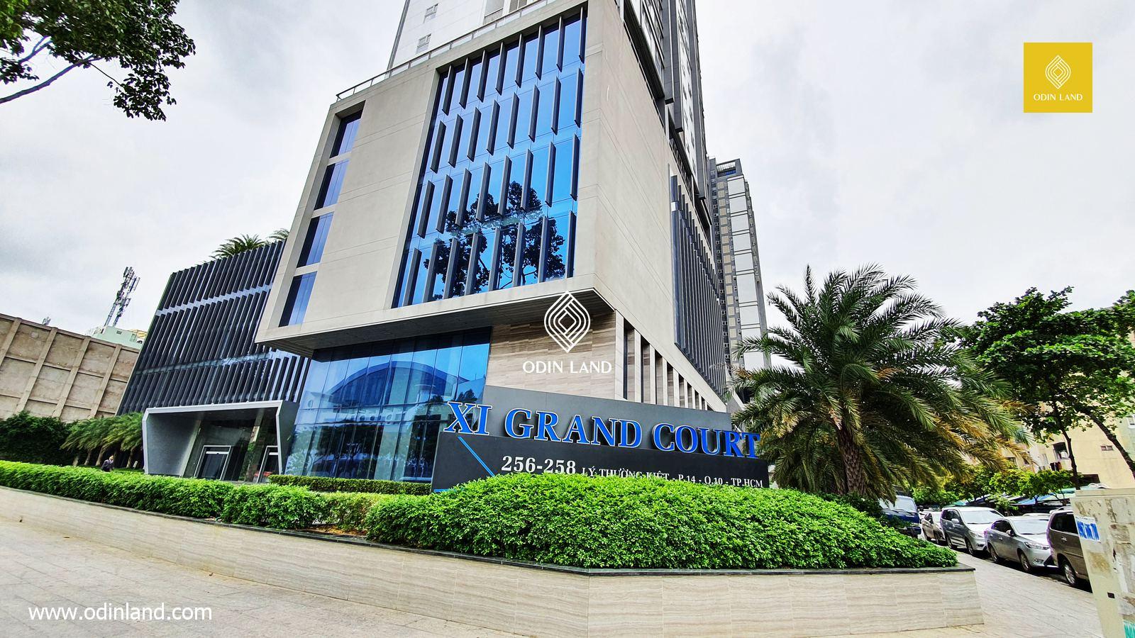 Văn Phòng Cho Thuê Tòa Nhà Xi Grand Court Building (2)