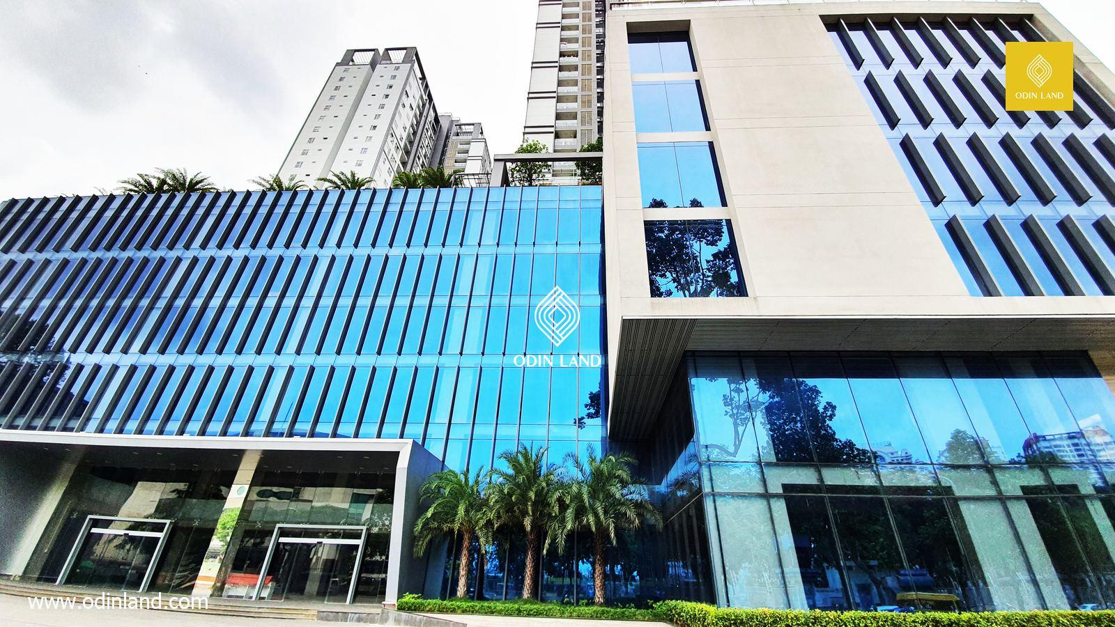 Văn Phòng Cho Thuê Tòa Nhà Xi Grand Court Building