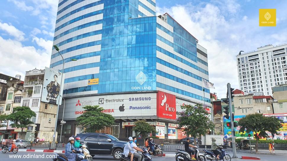 van phong cho thue tòa nhà oriental tower 5