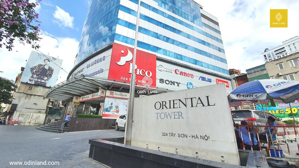 van phong cho thue tòa nhà oriental tower 7