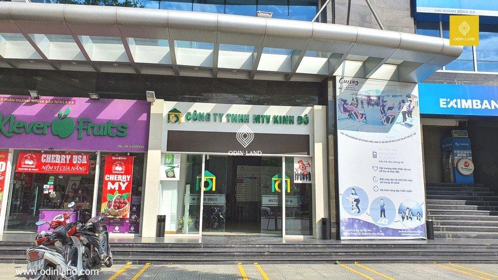 Cho Thue Van Phong Toa Nha Kinhdo Building 5