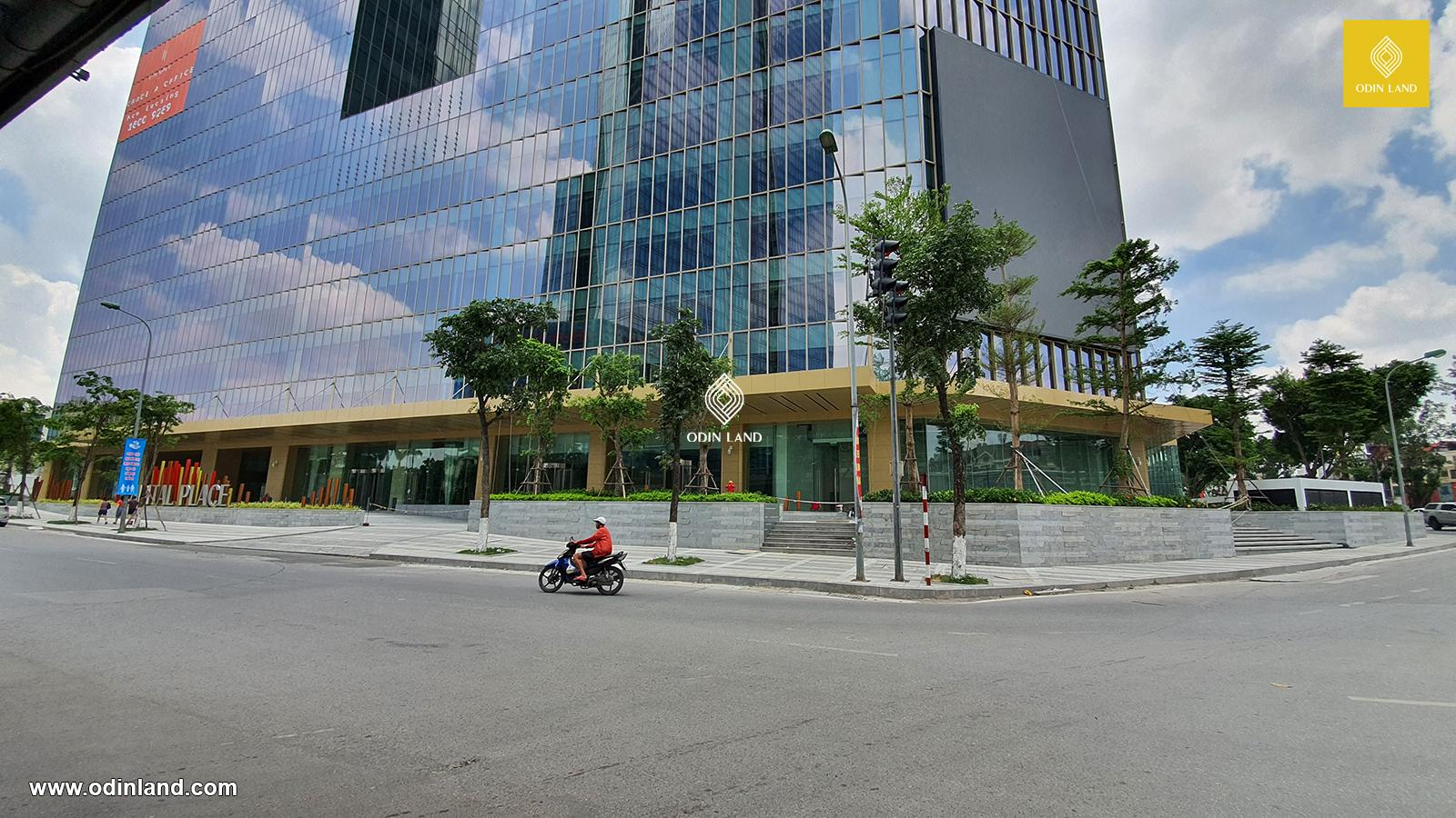 Van Phong Cho Thue Toa Nha Capital Place 18