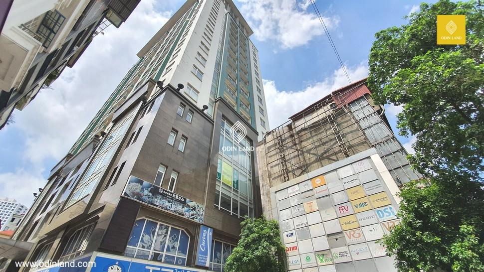 Van Phong Cho Thue Toa Nha Dmc Tower 5