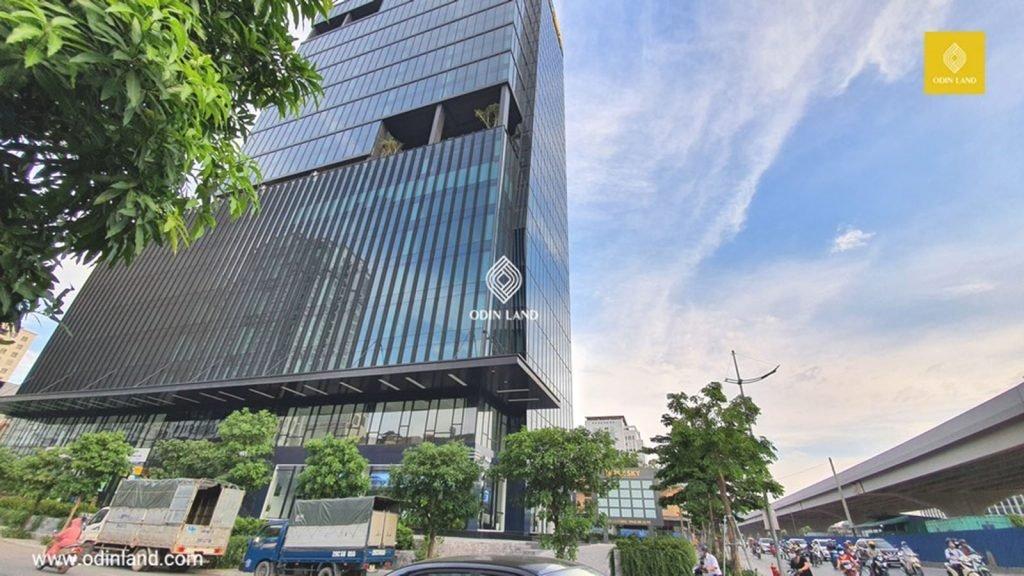 Văn phòng cho thuê tòa nhà Leadvisors Tower