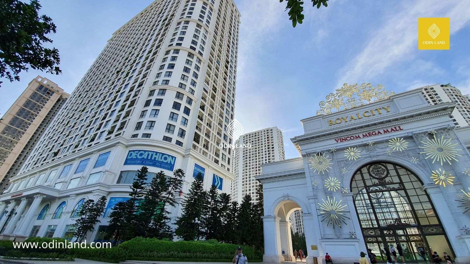 Van Phong Cho Thue Toa Nha Royal City 5