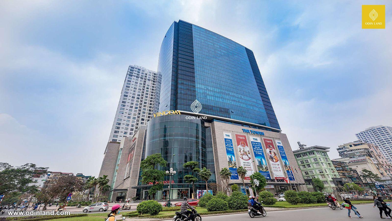 Van Phong Cho Thue Toa Nha Tnr Nguyen Chi Thanh Tower 1