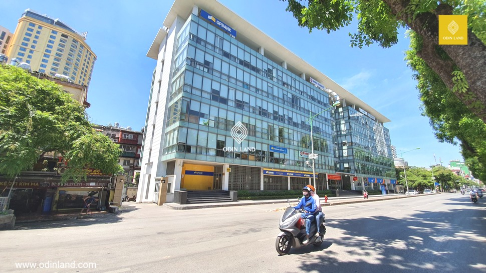 Van Phong Cho Thue Toa Nha Toserco Building 12
