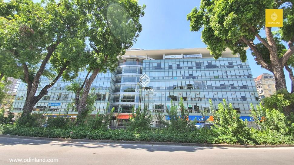 Van Phong Cho Thue Toa Nha Toserco Building 2