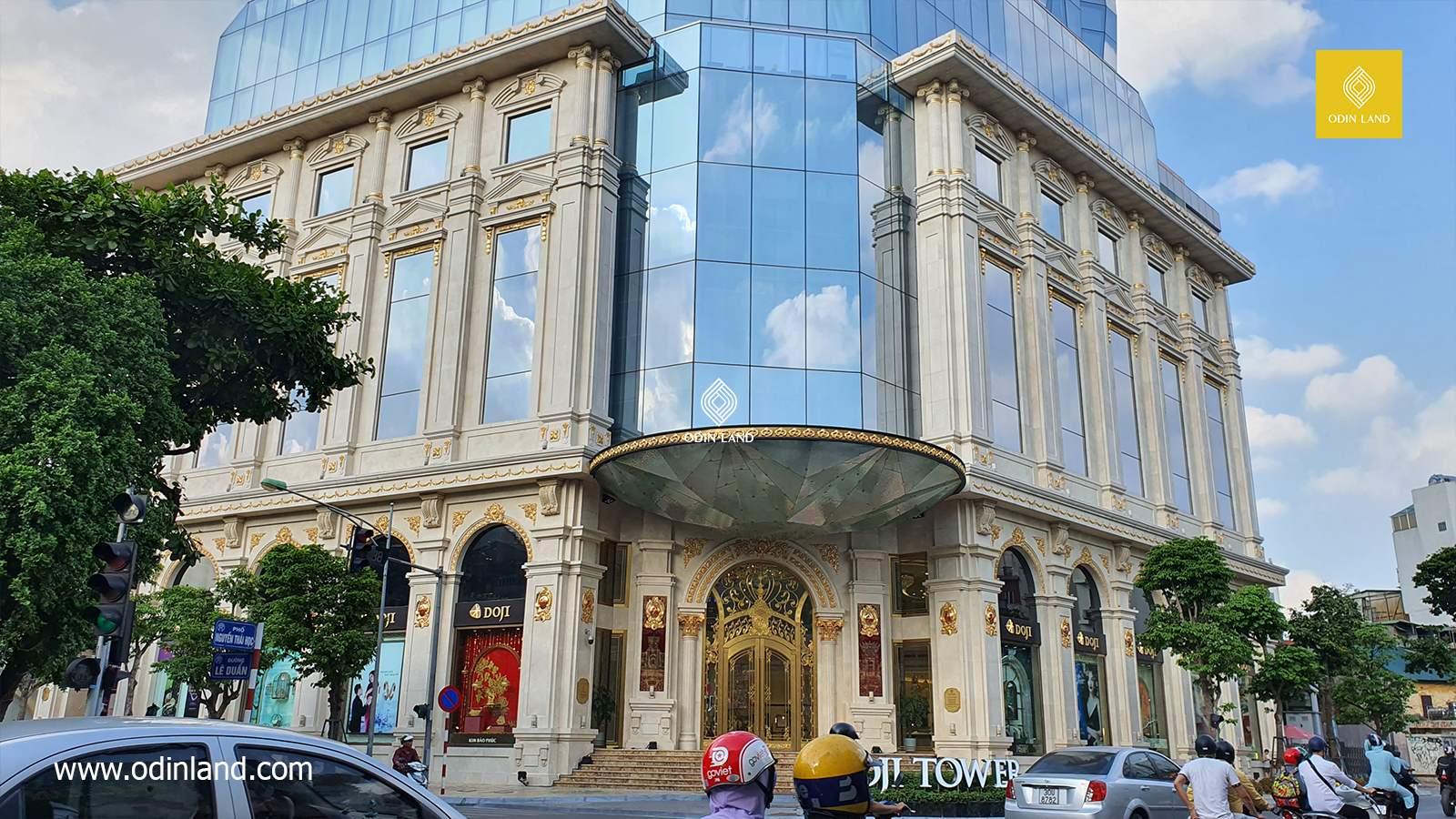 Van Phong Cho Thue Toa Nha Doji Tower (3)