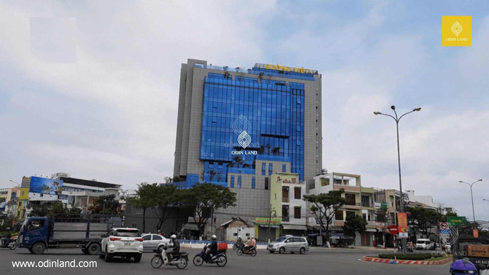 Văn phòng cho thuê tòa nhà Đường Việt Building