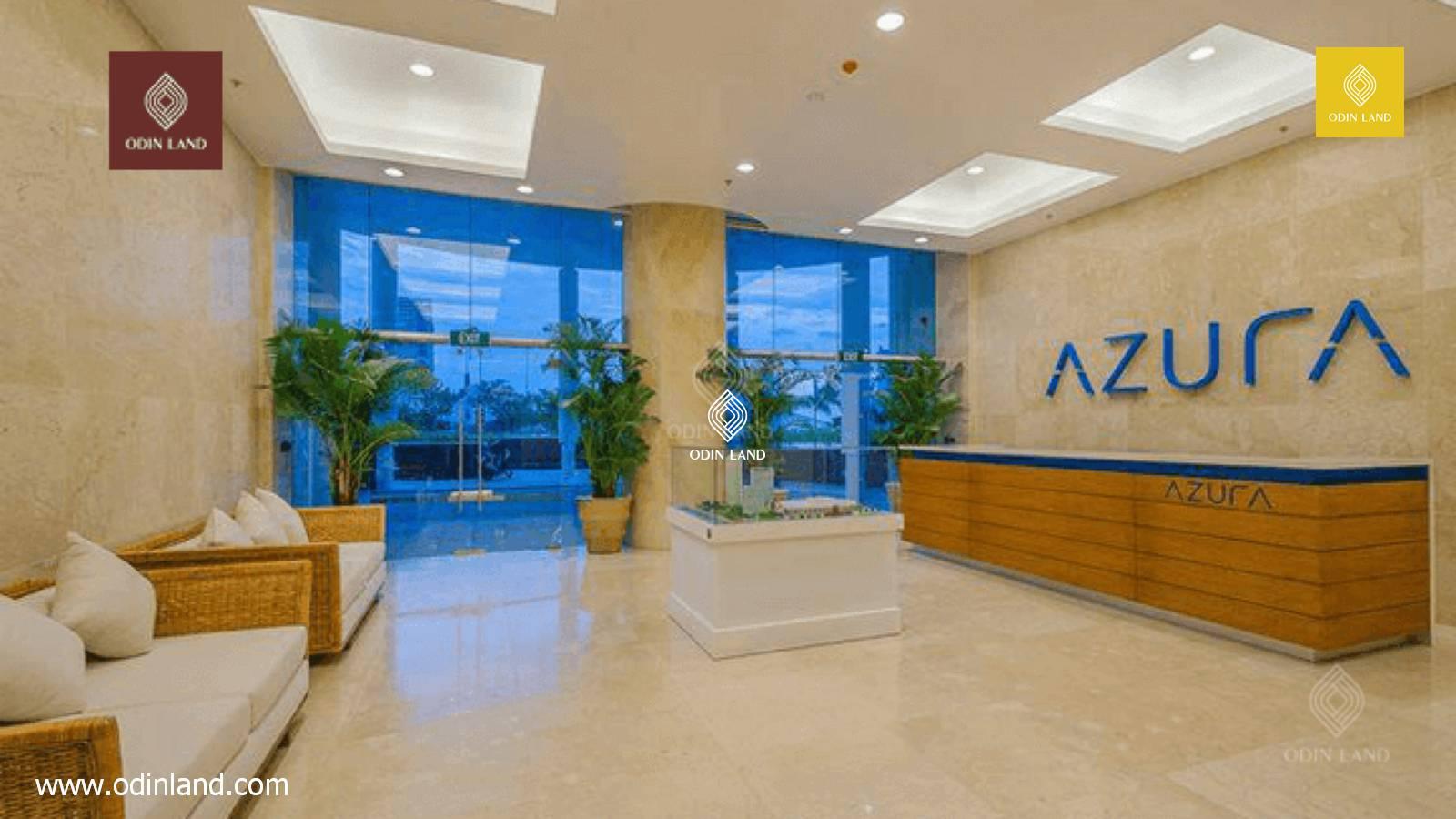 Văn phòng cho thuê tòa nhà Azura Building