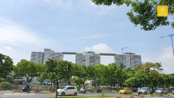 Văn Phòng Cho Thuê Tòa Nhà Diamond Lotus Riverside 9