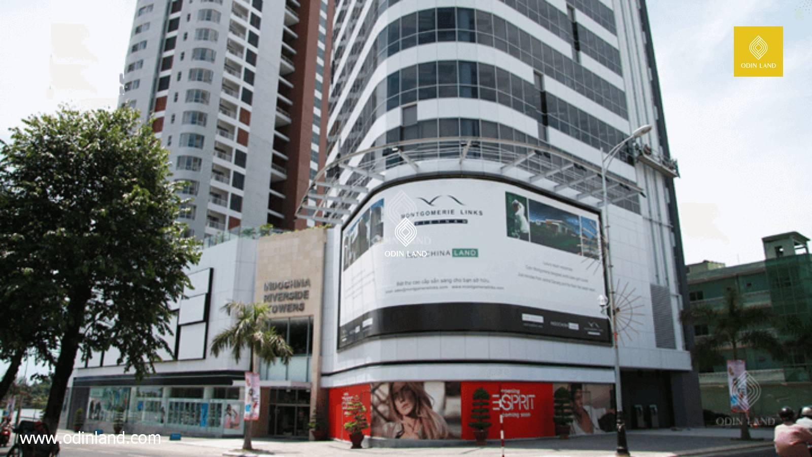 Văn phòng cho thuê tòa nhà Indochina Building