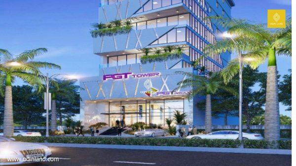 Văn phòng cho thuê tòa nhà PGT Tower