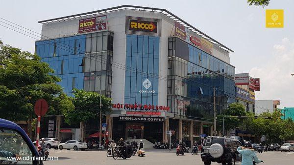 Văn phòng cho thuê tòa nhà Ricco Building