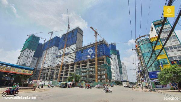 Văn phòng cho thuê tòa nhà Topaz Elite Building