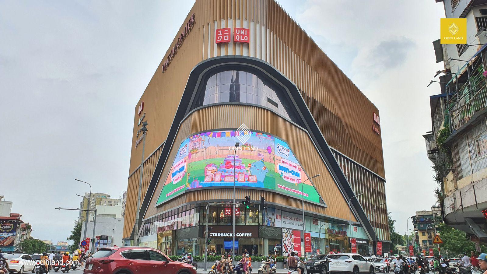 Cho Thue Trung Tam Thuong Mai Vincom Center 9