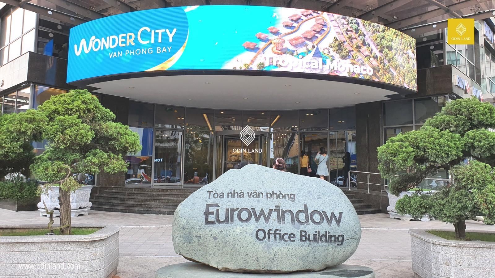 Cho Thue Van Phong Toa Nha Eurowindow Tower 4