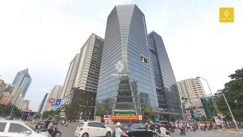 Cho Thue Van Phong Toa Nha Hud Tower 13