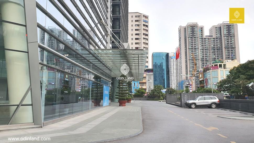 Cho Thue Van Phong Toa Nha Hud Tower 9
