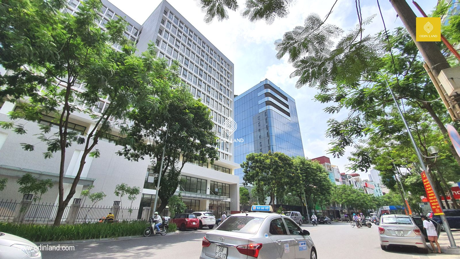 Cho Thue Van Phong Toa Nha Ttg Tower2