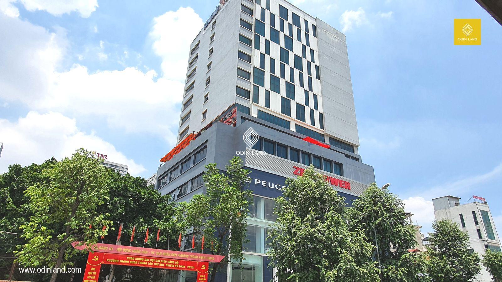 Cho Thue Van Phong Toa Nha Zen Tower6