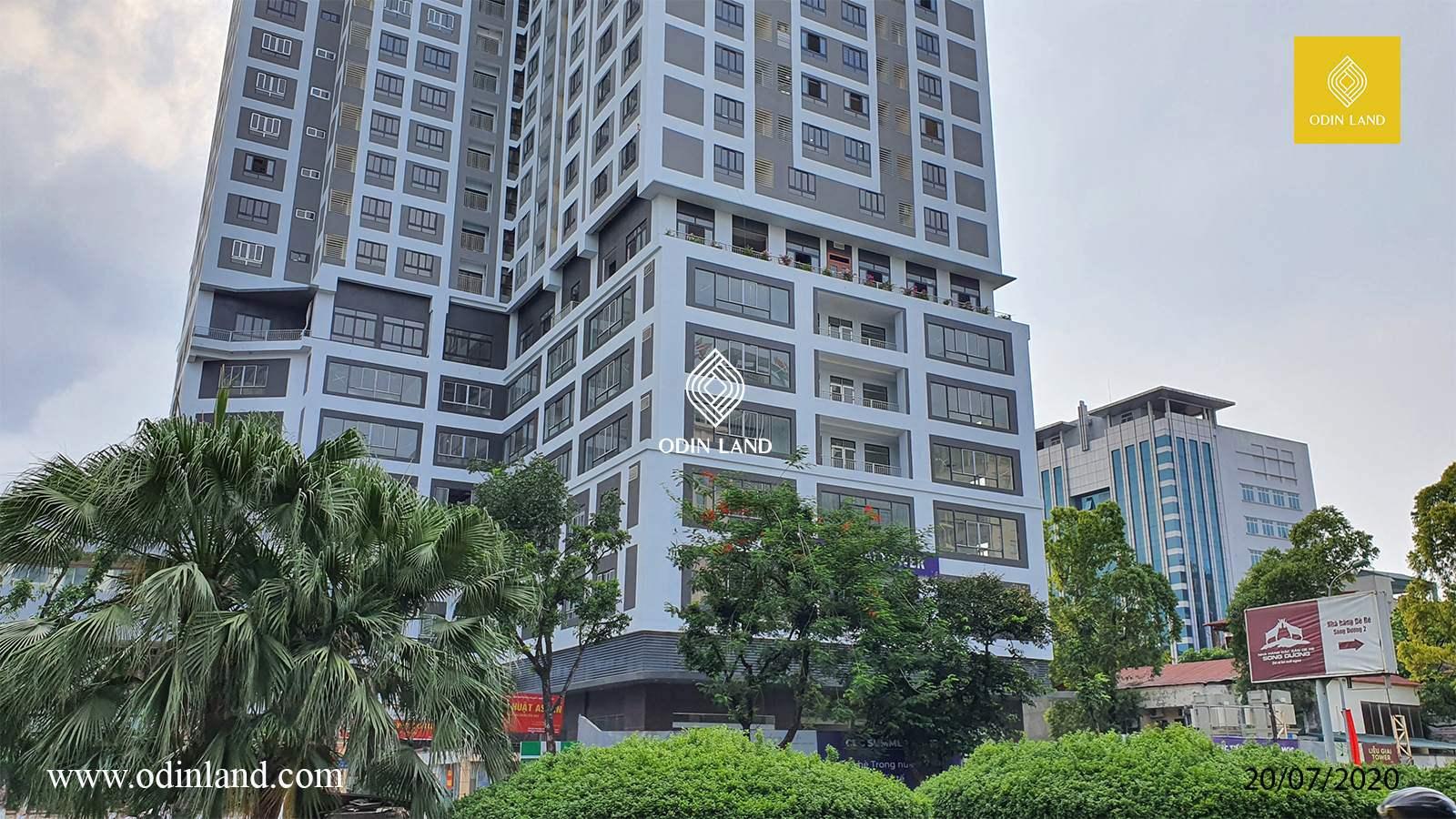 Van Phong Cho Thue Toa Nha Lieu Giai Tower 2