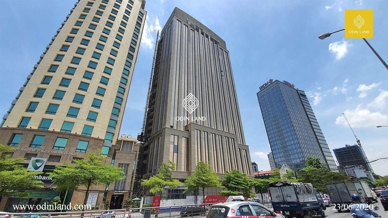 Van Phong Cho Thue Toa Nha Brg Tower 2