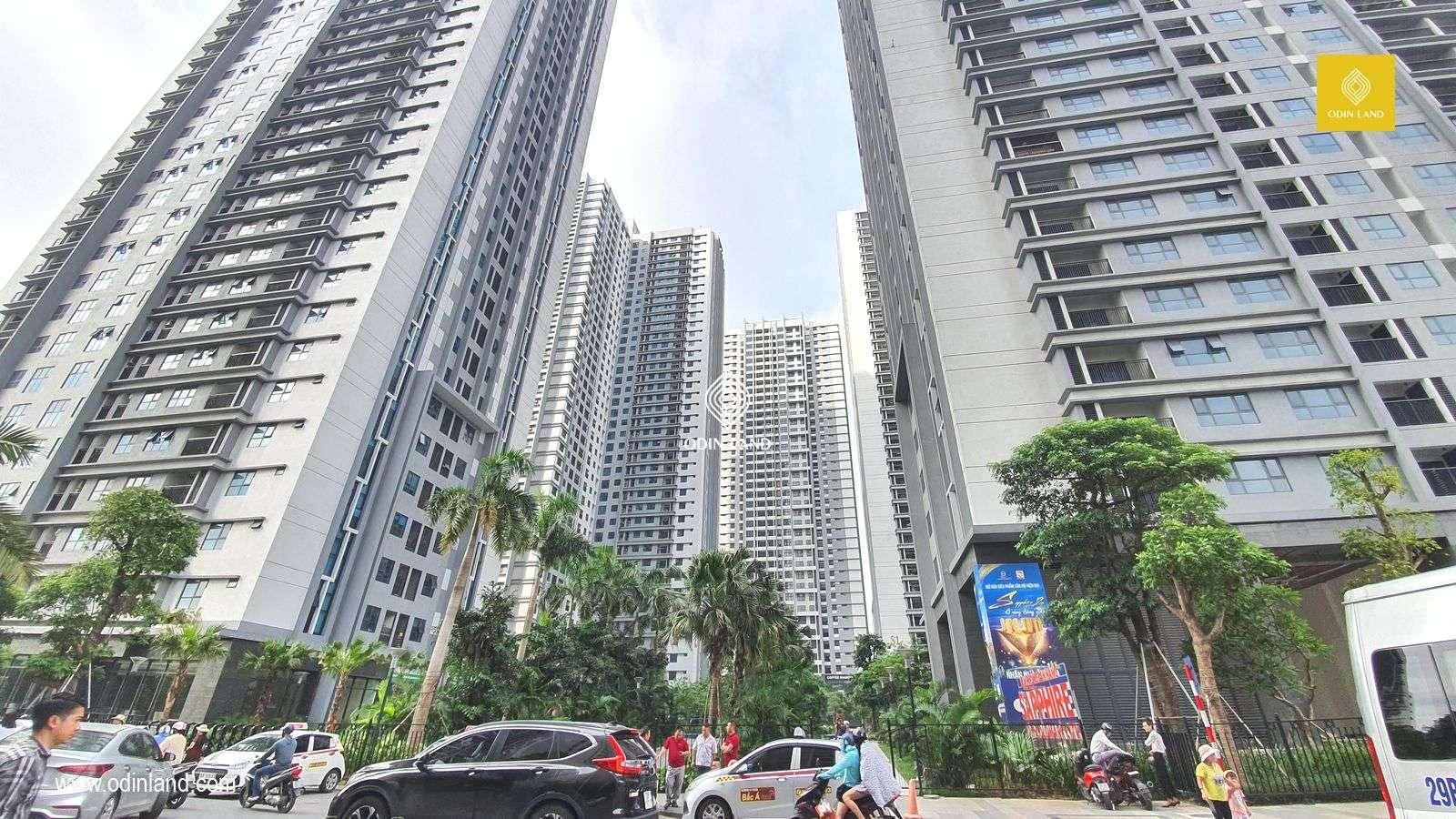 Van Phong Cho Thue Toa Nha Goldmark City 7