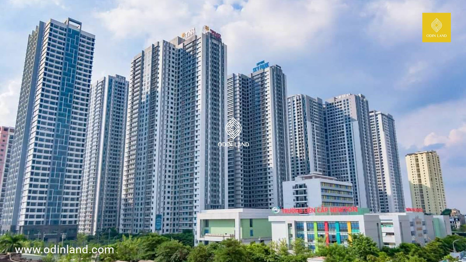 Van Phong Cho Thue Toa Nha Goldmark City 9