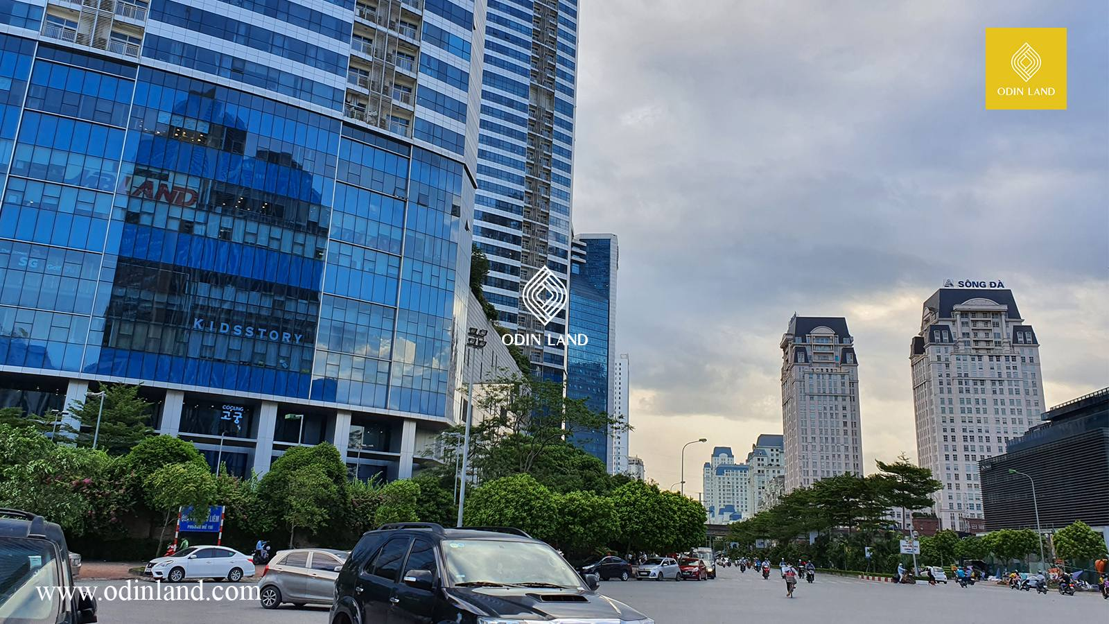 Van Phong Cho Thue Toa Nha Landmark 72 Keangnam 3