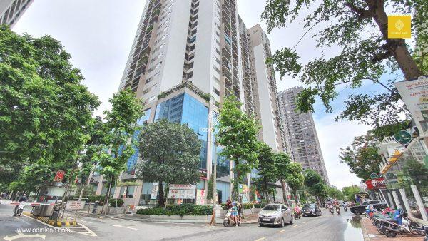 Van Phong Cho Thue Toa Nha Thanh Xuan Complex 7