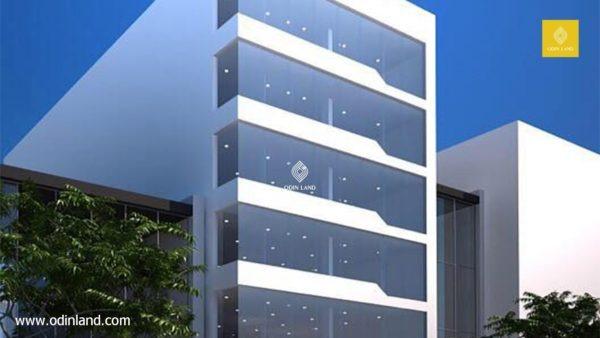 Văn phòng cho thuê tòa nhà 666 Building