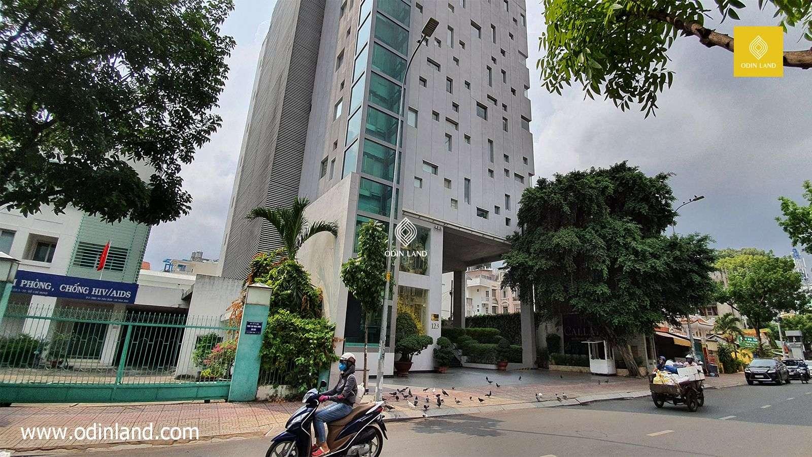 Văn phòng cho thuê tòa nhà Callary Building