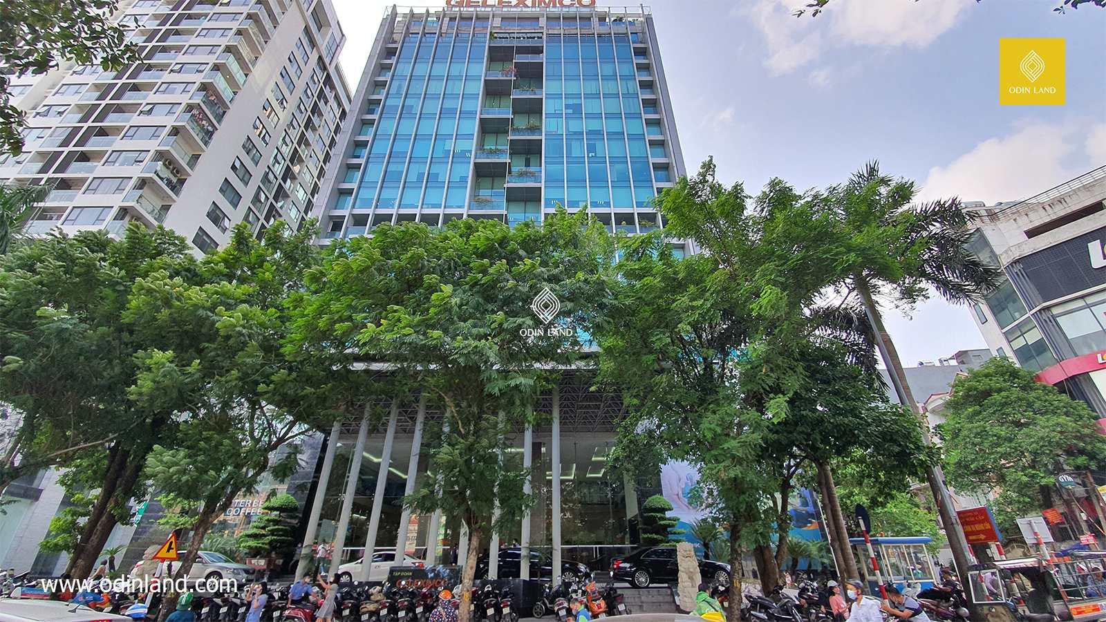 Van Phong Cho Thue Toa Nha Geleximco Building (2)