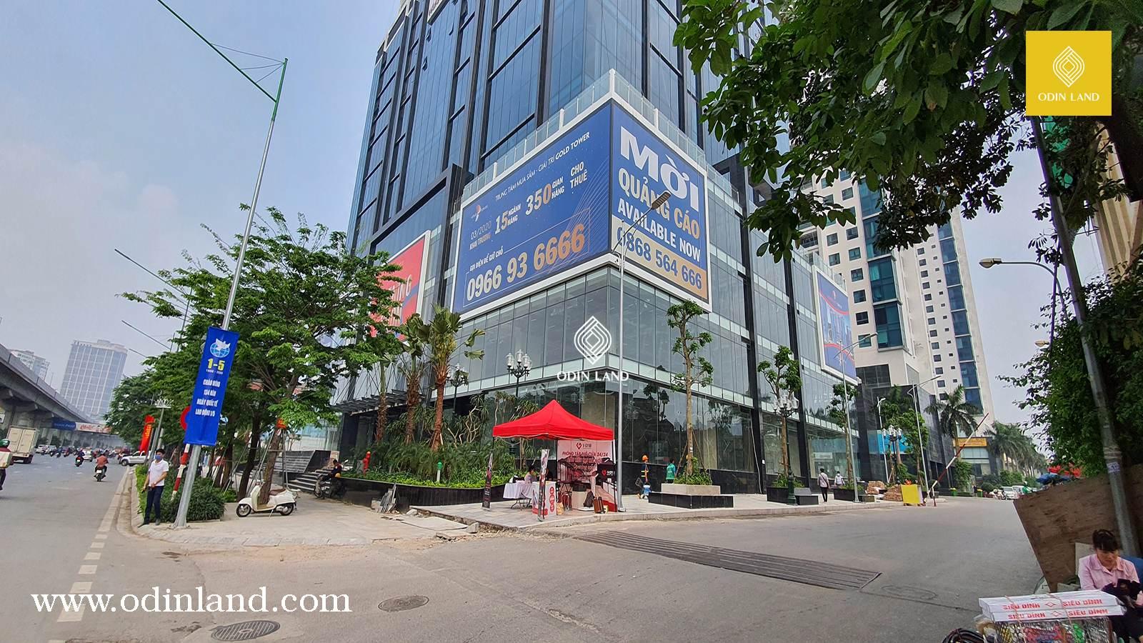 8 Van Phong Cho Thue Toa Nha Gold Tower
