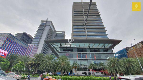 Tòa nhà Viettel Complex Building