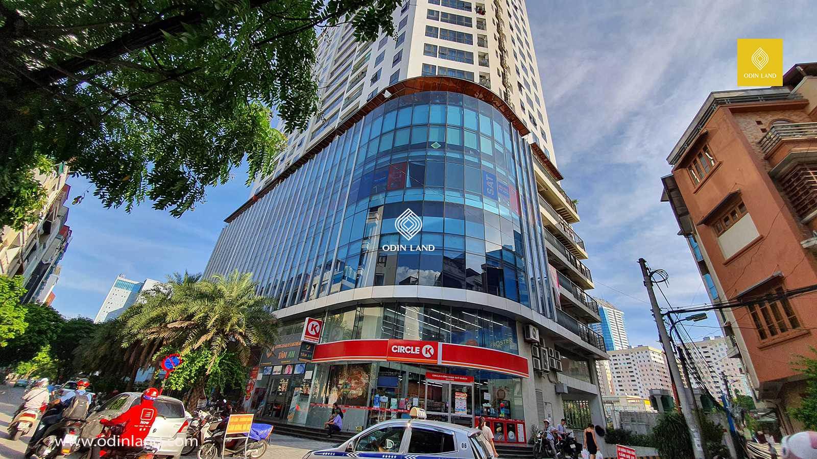 Van Phong Cho Thue Toa Nha Hoang Ngan Plaza