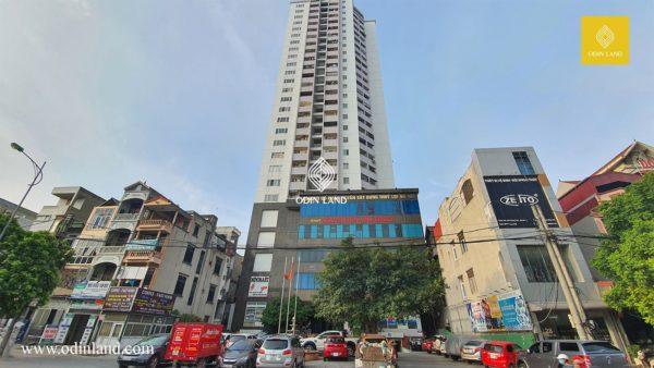 Mat Bang Cho Thue Toa Nha Thuy Loi Tower 5