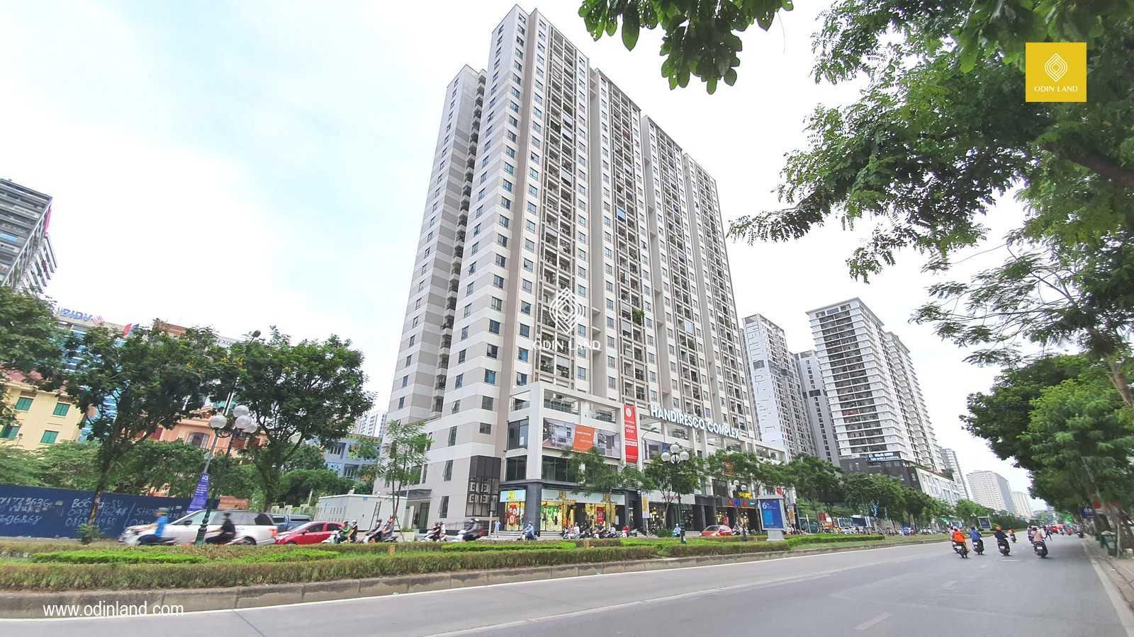 Mat Bang Cho Thue Toa Nha Handi Resco Complex (2)